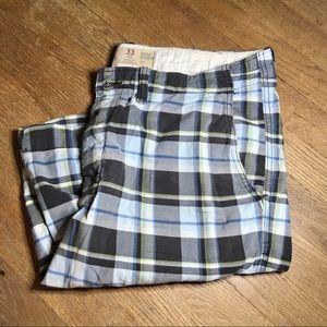 Other - Plaid Hollister Men's Shorts